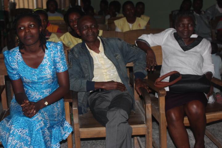 Dr Weyinmi, Mr Henry and Mrs Juliet Erikowa