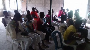 Class ongoing